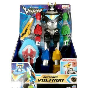 Playmates NETFLEX 夢工廠動畫影集 Voltron Legendary Defender 聖戰士百獸王五獅合體加農砲 不可分離 玩具e哥