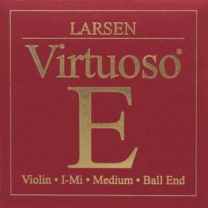 【小麥老師樂器館】小提琴弦 (第一弦 E弦) 德國 Larsen Virtuoso 紅 V5521