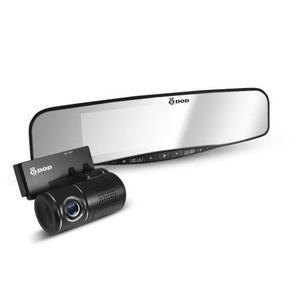 【車王小舖】X戰警行車記錄 DOD RX500W 前後鏡頭 行車記錄器 可旋轉後視鏡頭 超薄機身 後視鏡型