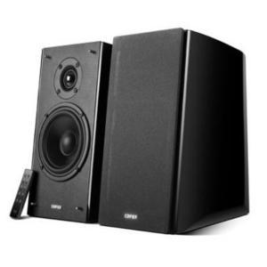 【超人生活百貨】免運費 買一送2 (濾波磁環+音效卡) EDIFIER R2000DB 藍牙主動式二聲道喇叭音響