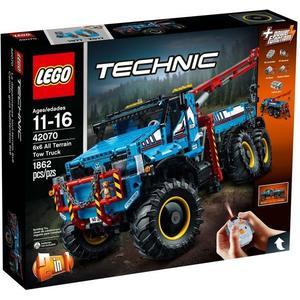 樂高LEGO TECHNIC 6x6 越野車 42070 TOYeGO 玩具e哥