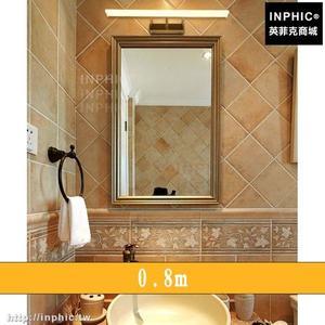 INPHIC-led鏡前燈浴室簡約現代LED鏡櫃燈化妝台led燈鏡子燈北歐廁所-0.8m_Vz7C