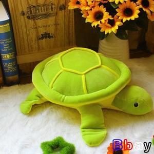 [貝貝居] 絨毛玩偶 毛絨玩具 烏龜公仔 海龜玩偶 布娃娃 大號抱枕