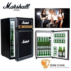 【缺貨】Marshall冰箱 Fridge 冰箱/ marshall音箱造型 (美國原裝進口)台灣 限量冰箱-最搖滾冰箱