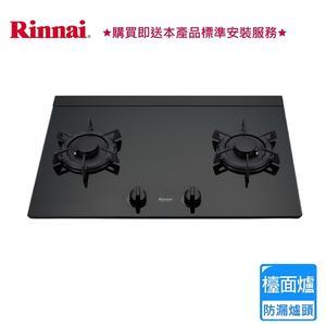 林內_ LED旋鈕系列LOTUS 爐_ RB-F212G (BA020028)
