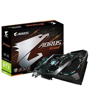 技嘉 AORUS GeForce RTX 2080 TI Xtreme 11G (GV-N208TAORUS X-11GC)【刷卡含稅價】