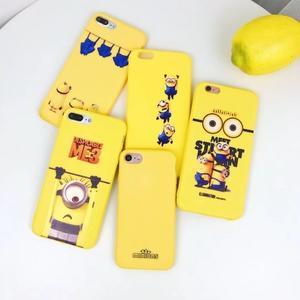 現貨 小小兵iphone XS MAX XR手機殼I6 I7 I8防摔殼I7Plus I8Plus保護殼I6s全包手機殼