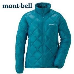 丹大戶外 日本【mont-bell】Superior 女款羽絨夾克 1101467PE 雀藍