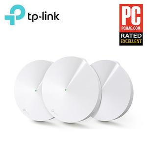 【TP-LINK】 Deco M5 Mesh Wi-Fi 系統無線網狀路由器(3入包)