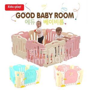 韓國原廠 Eduplay 兒童圍欄 免運費 8片圍欄+門片組(1門1圍欄)