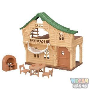 森林家族系列 森林探險小木屋 (EPOCH) 14049