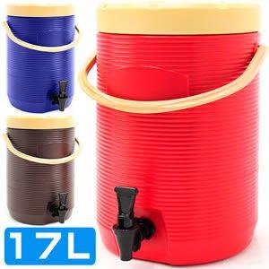 不鏽鋼17L茶水桶17公升冰桶.保溫桶保溫茶桶.不銹鋼保冰桶保冷桶.手提冷熱飲料桶果汁桶.冰筒開店