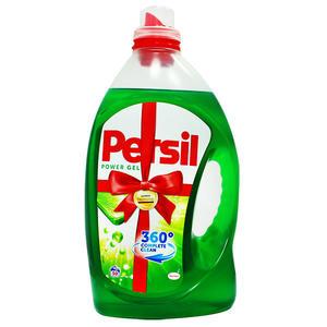 德國Persil 濃縮高效能洗衣精 強力洗淨配方3.65L (綠色) 洗衣凝露.(限購一瓶只能貨運寄送)