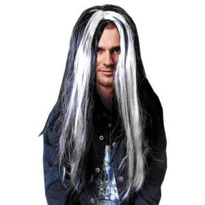 巫婆長假髮貞子鬼長假髮】爆炸頭化妝舞會cosplay搞笑角色扮演BOBO頭假髮