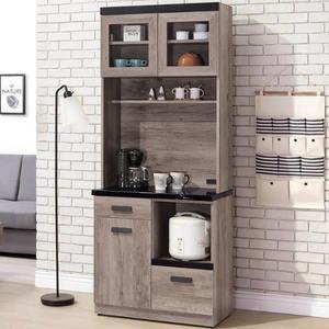 櫥櫃 餐櫃 TV-409-6 狄恩石面2.7尺餐櫃【大眾家居舘】