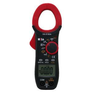 海碁HILA HA-9180A 多功能數位交直流鉤錶+溫度量測