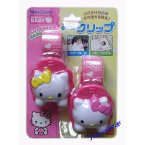 Hello Kitty推車嬰兒床小物夾蓋毯夾AG30519【粉色】【TwinS伯澄】