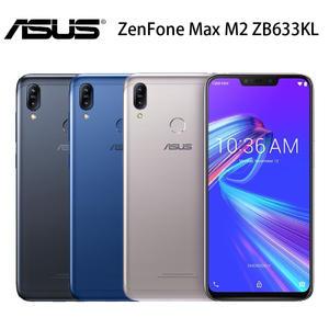 華碩 ASUS ZenFone Max M2 (ZB633KL) 4G/ 64GB -黑/銀[24期0利率]