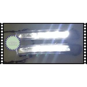 【車王汽車精品百貨】福特 Ford Mondeo 2011-2013 日行燈 晝行燈 霧燈改裝 左右各一