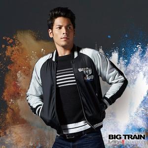 BIG TRAIN  橫須賀老虎外套 -男