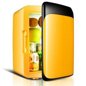 小冰箱迷你 小型家用迷你小冰箱學生宿舍車家兩用冷藏胰島素車載
