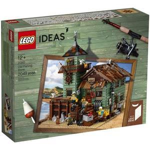 樂高積木 21310 創意系列 老漁屋 魚 ( LEGO IDEAS Old Fishing Stor)