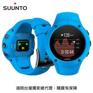 SUUNTO Spartan Trainer HR全方位訓練與積極生活GPS運動腕錶-經典藍