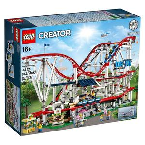 LEGO 樂高 Creator 創意系列 10261 雲宵飛車 【鯊玩具Toy Shark】