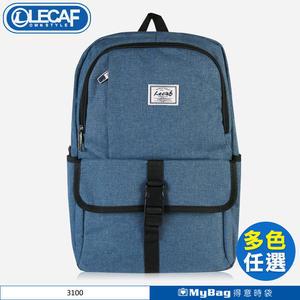 LECAF 後背包 電腦包 休閒包 雙肩包 3100 得意時袋