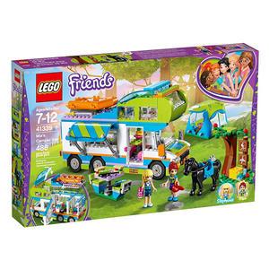 樂高積木LEGO Friends系列 41339 米雅的露營車