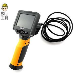 利器五金 查管路內視鏡 8.5mm工業檢測內視蛇管攝影機 管道攝影機內視鏡影像檢測設備 3米