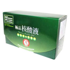 核綠旺極品核酸液 10瓶/盒  一盒