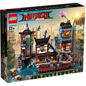 樂高LEGO NINJAGO 忍者城市碼頭 70657 TOYeGO 玩具e哥