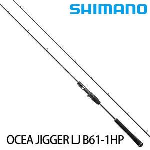 漁拓釣具 SHIMANO 18 OCEA JIGGER LJ B61-1HP 適合40~130g (槍柄船釣鐵板竿)