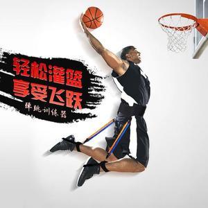 彈跳力訓練器籃球阻力帶摸高跳身訓練器材-交換禮物