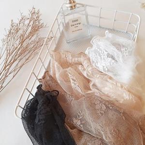 蕾絲上衣 蕾絲衫女長袖秋冬新款高領內搭超仙紗衣性感薄紗網紗上衣 宜室家居