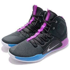 fa16dfe690e3 Nike 籃球鞋Hyperdunk X EP XDR 灰藍漸層高筒耐磨大