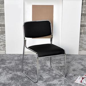 會議室辦公椅簡約現代會客椅子電腦椅弓形椅公司職員椅培訓椅YXS     韓小姐