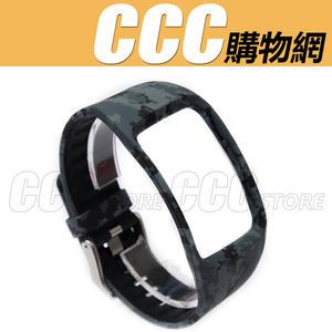 三星 Samsung Gear S R750 印花 錶帶  迷彩 替換 錶帶 三星R750 替換腕帶