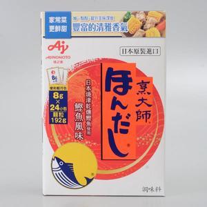 日本【烹大師】 鰹魚風味 192g (賞味期限:2020.9.3)