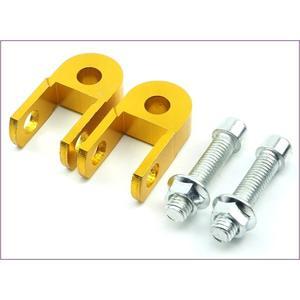 233A198-3   1023-002 小加高器帶螺絲 金色2入   加高  加長   後避震器   後叉