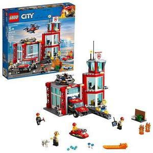 LEGO 樂高  60215 Fire Station