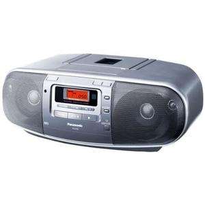 【中彰投電器】Panasonic國際牌(MP3/CD)手提收錄音機,RX-D50【全館刷卡分期+免運費】定時睡眠控制~