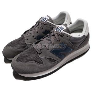 New Balance 復古慢跑鞋 520 NB 灰 深灰 白 麂皮 復古設計 運動鞋 男鞋 女鞋【PUMP306】 U520CLD