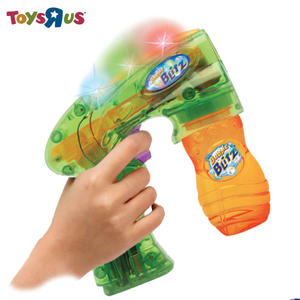 玩具反斗城  亮光泡泡槍