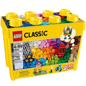 樂高積木LEGO《 LT10698 》Classic 經典基本顆粒系列 - 大型創意拼砌盒  ╭★ JOYBUS玩具百貨