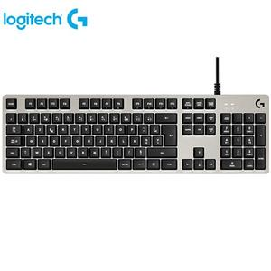 [logitech 羅技]G413 白 機械式背光遊戲鍵盤