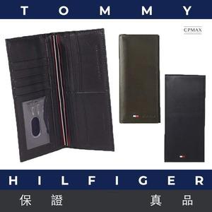 原裝正品 Tommy Hilfiger質感真羊皮男士長夾 男皮夾 長夾 真皮皮夾 羊皮 專櫃 L32