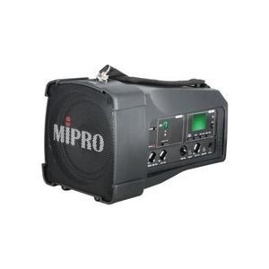 ^聖家^(有藍芽)MIPRO 嘉強超迷你肩掛式無線喊話器~單頻 MA-100SB【全館刷卡分期+免運費】