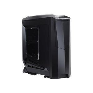 [ PC PARTY ] 銀欣 SilverStone RV01B-W 烏鴉 (全黑化)透側機殼~煙囪效應散熱